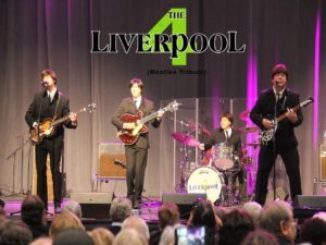 The Liverpool 4 - Canada's Beatles Tribute